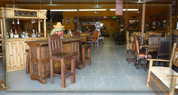 About us monterrey rustic furniture