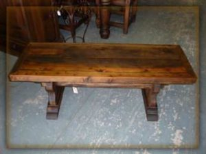 Hacienda Coffee Table Monterrey Rustic Furniture