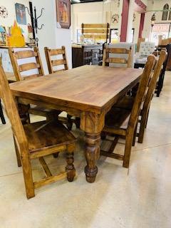 Hacienda Reclaimed Wood Monterrey Rustic Furniture