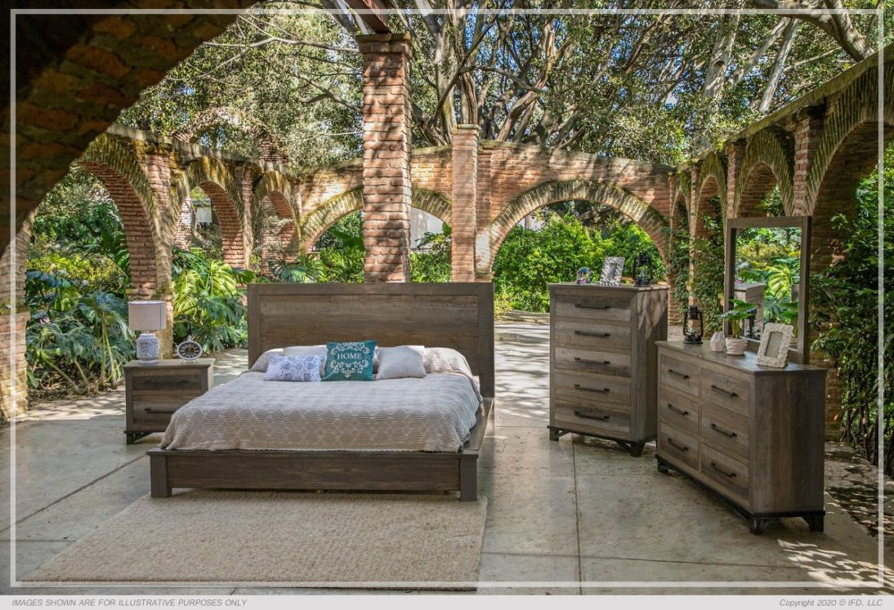 Loft bedroom collection